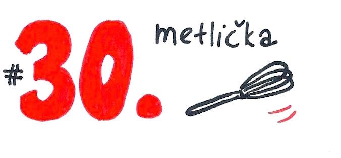 metlička