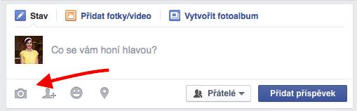 Jak linkovat na Facebooku